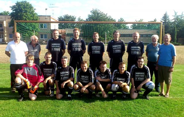 Eintracht Dessau AH